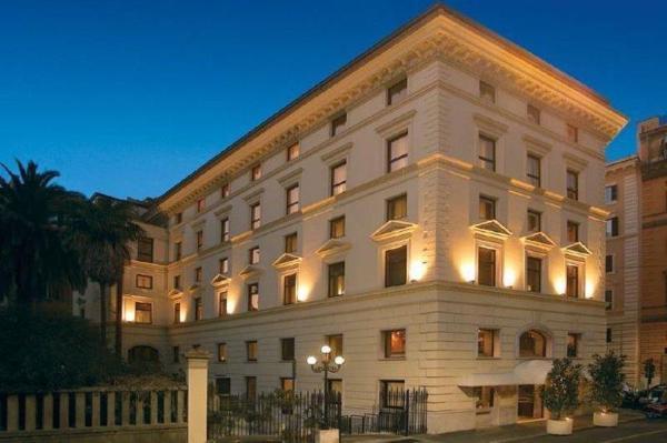 Hotel Londra & Cargill Rome