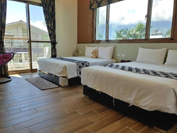 White Palace Bed and Breakfast Hualien