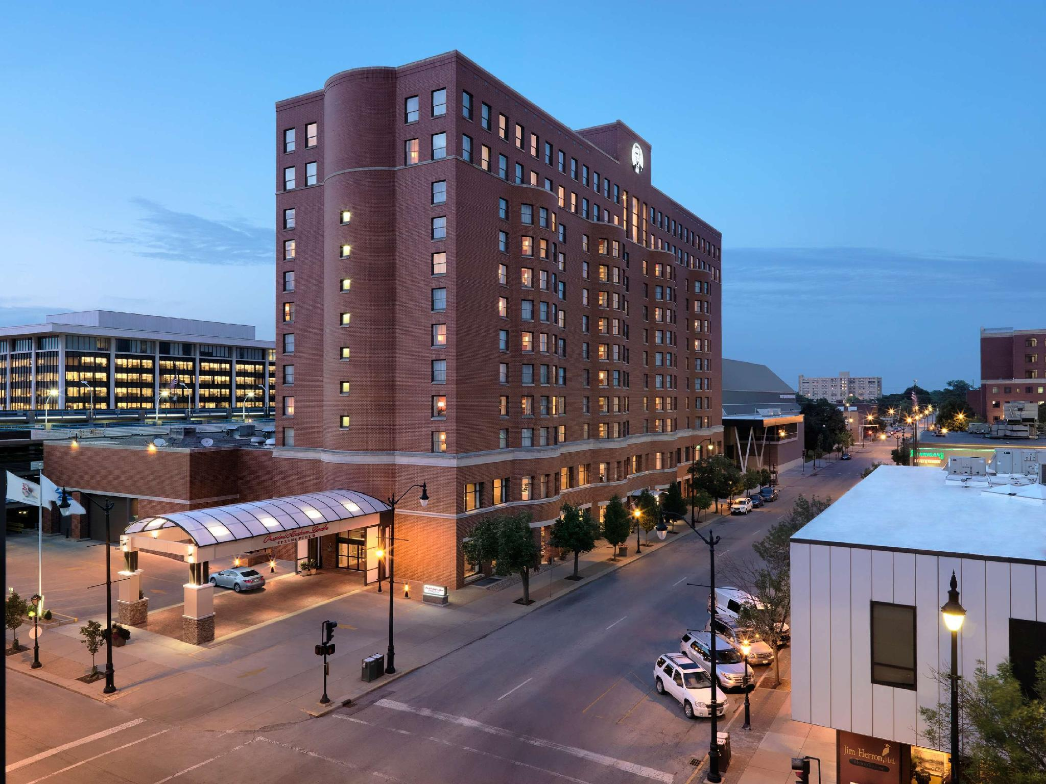Doubletree By Hilton Hotel President Abraham Lincoln Springfield