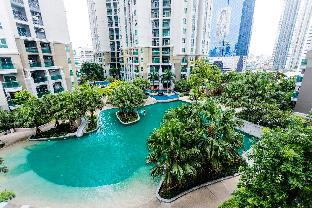 Luxury Penthouse in Central Bangkok中文服务 อพาร์ตเมนต์ 3 ห้องนอน 3 ห้องน้ำส่วนตัว ขนาด 110 ตร.ม. – รัชดาภิเษก