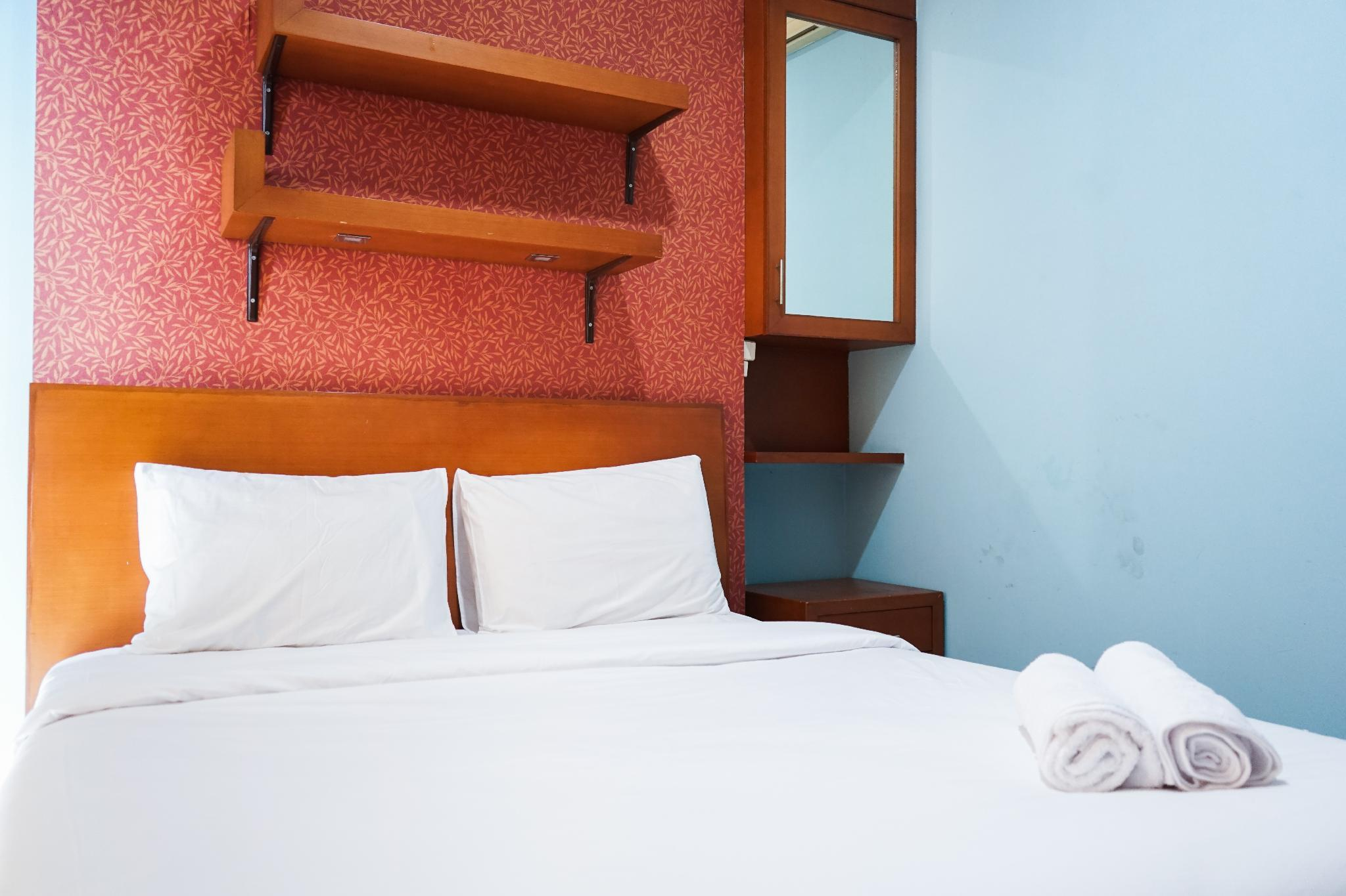 1BR Apt At Marbella Kemang Residence By Travelio