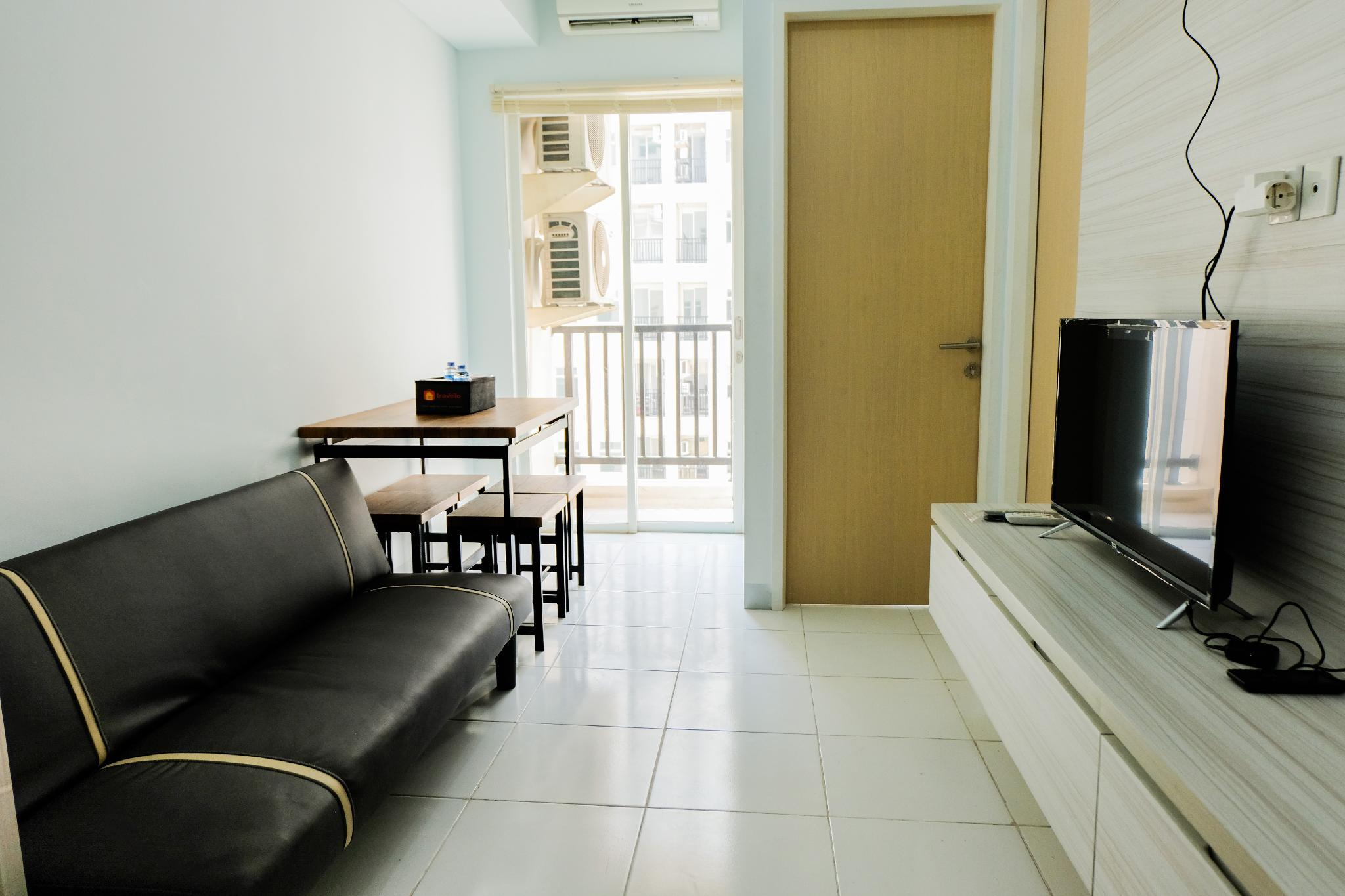 Clean 2BR Apt At Ayodhya Residence By Travelio