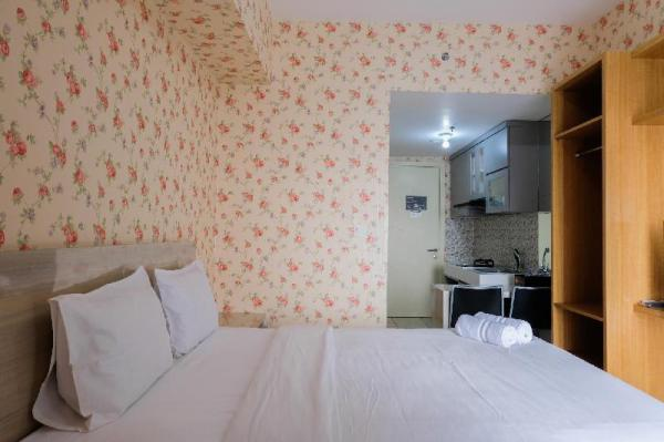 Exclusive Studio Apt @M-Town Residence By Travelio Tangerang