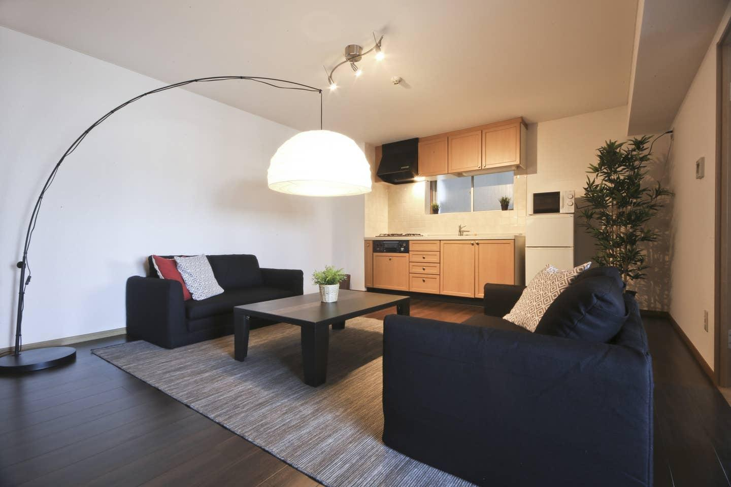 Beautiful Apt In City For 10