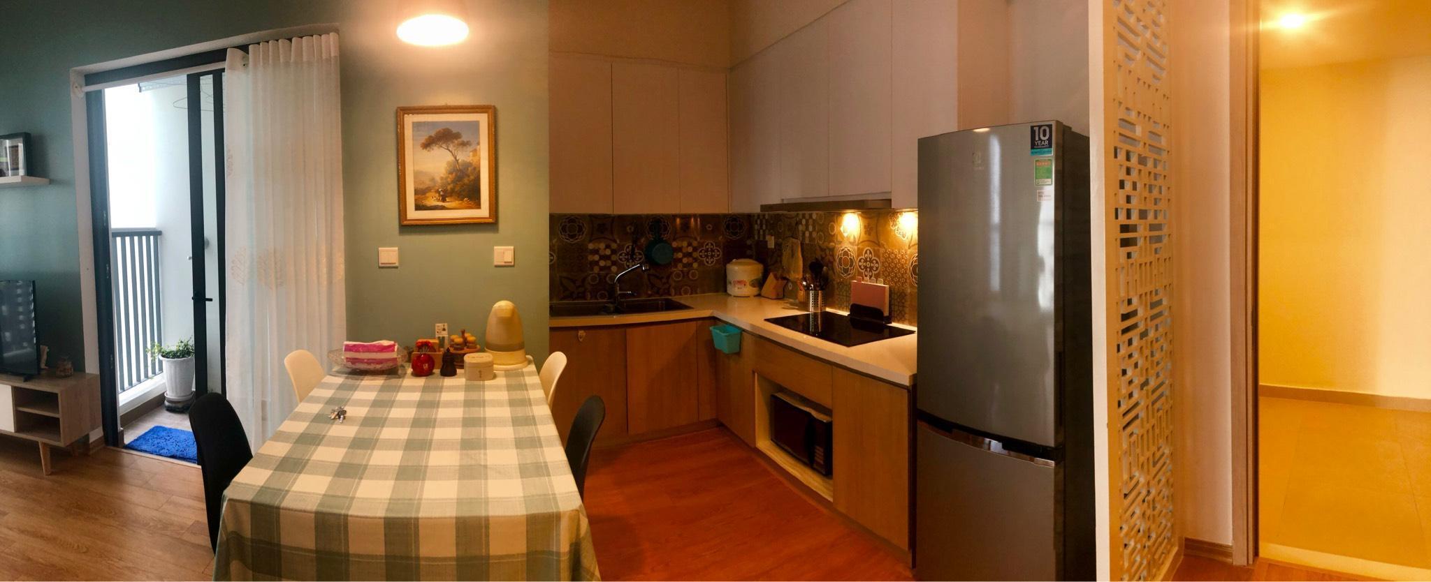 Ecopark   1 BR Cozy Apartment In Aquabay Sky2