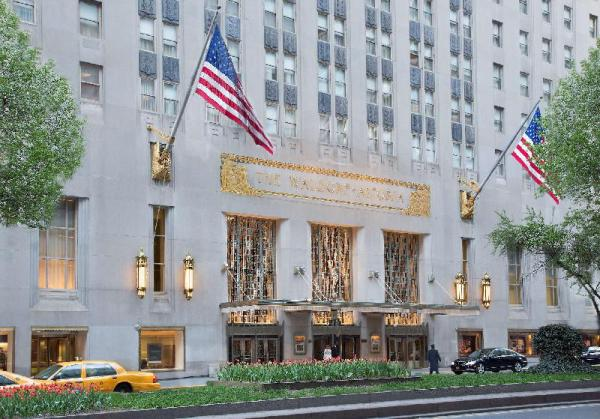 Waldorf Astoria New York Hotel New York