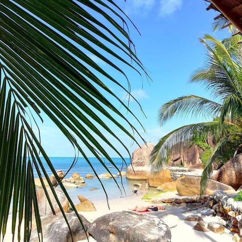 Best beach location  Private residence อพาร์ตเมนต์ 2 ห้องนอน 1 ห้องน้ำส่วนตัว ขนาด 75 ตร.ม. – เฉวงน้อย