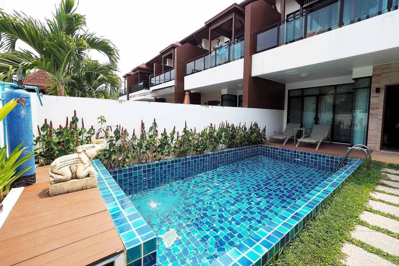 AP West 5 - Convenient private pool 3 bdr villa วิลลา 3 ห้องนอน 3 ห้องน้ำส่วนตัว ขนาด 240 ตร.ม. – กมลา