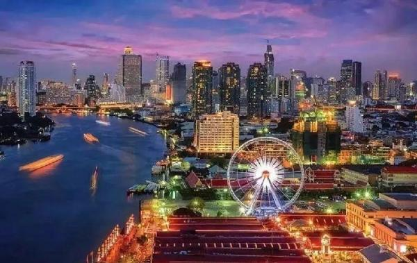 Asiatique/BTS/Wi-Fi/River/Water view room Bangkok