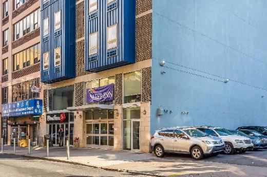 Sleep Inn Center City Philadelphia