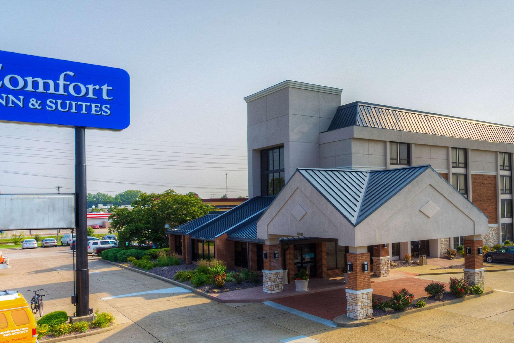 Comfort Inn And Suites Evansville Airport