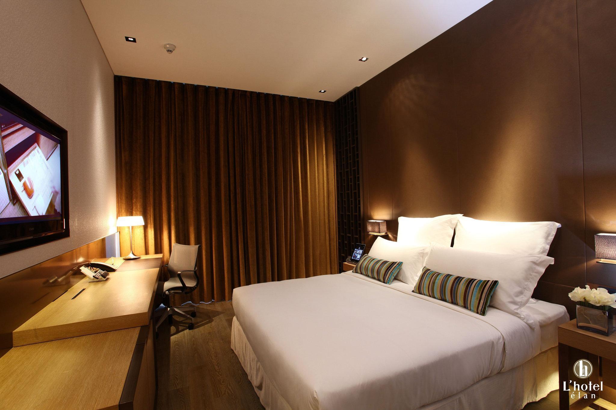 L'hotel elan