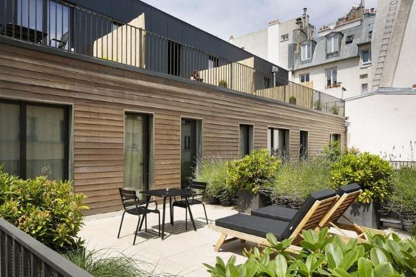 Hotel Eugene En Ville Paris