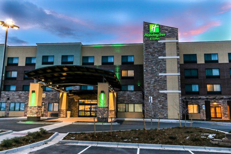 Holiday Inn Hotel And Suites Denver Tech Center Centennial