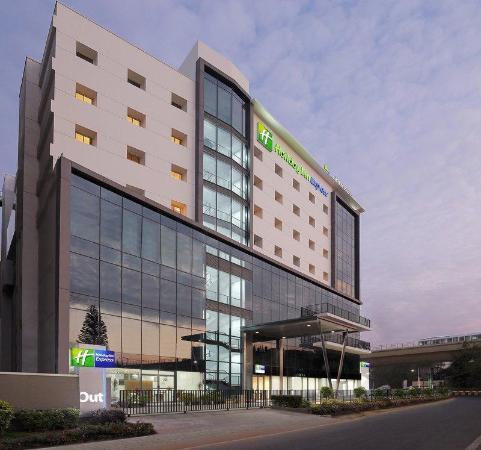 Holiday Inn Express Bengaluru Yeshwantpur Bangalore