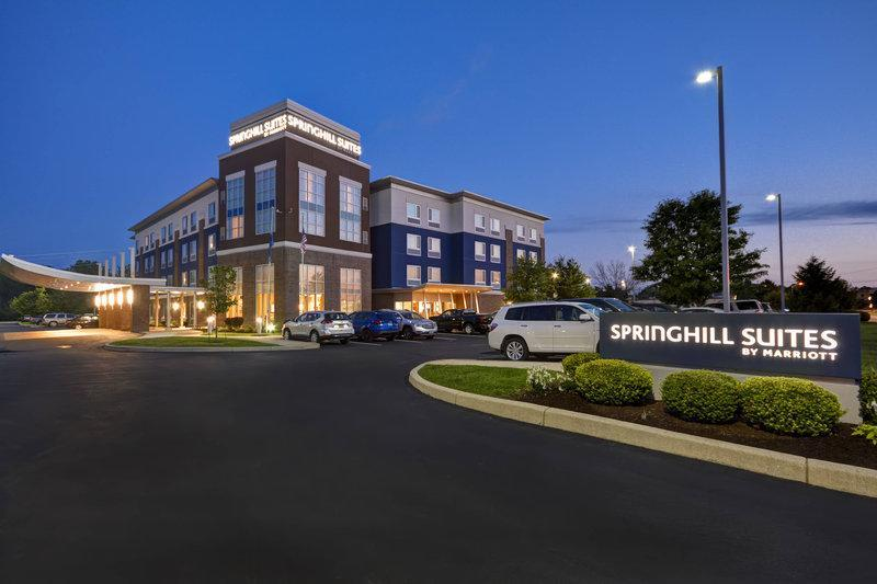 SpringHill Suites By Marriott Indianapolis Airport Plainfield