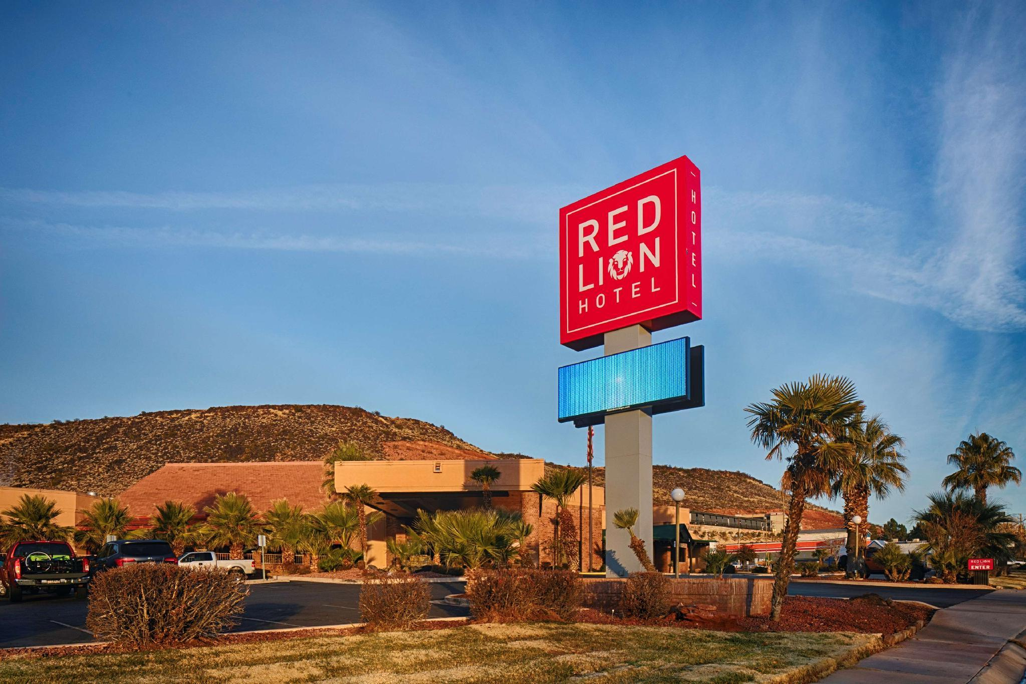 Red Lion Hotel and Conference Center St. George UT St. George