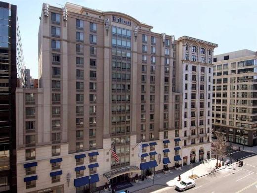 Hilton Garden Inn Washington DC Downtown Hotel