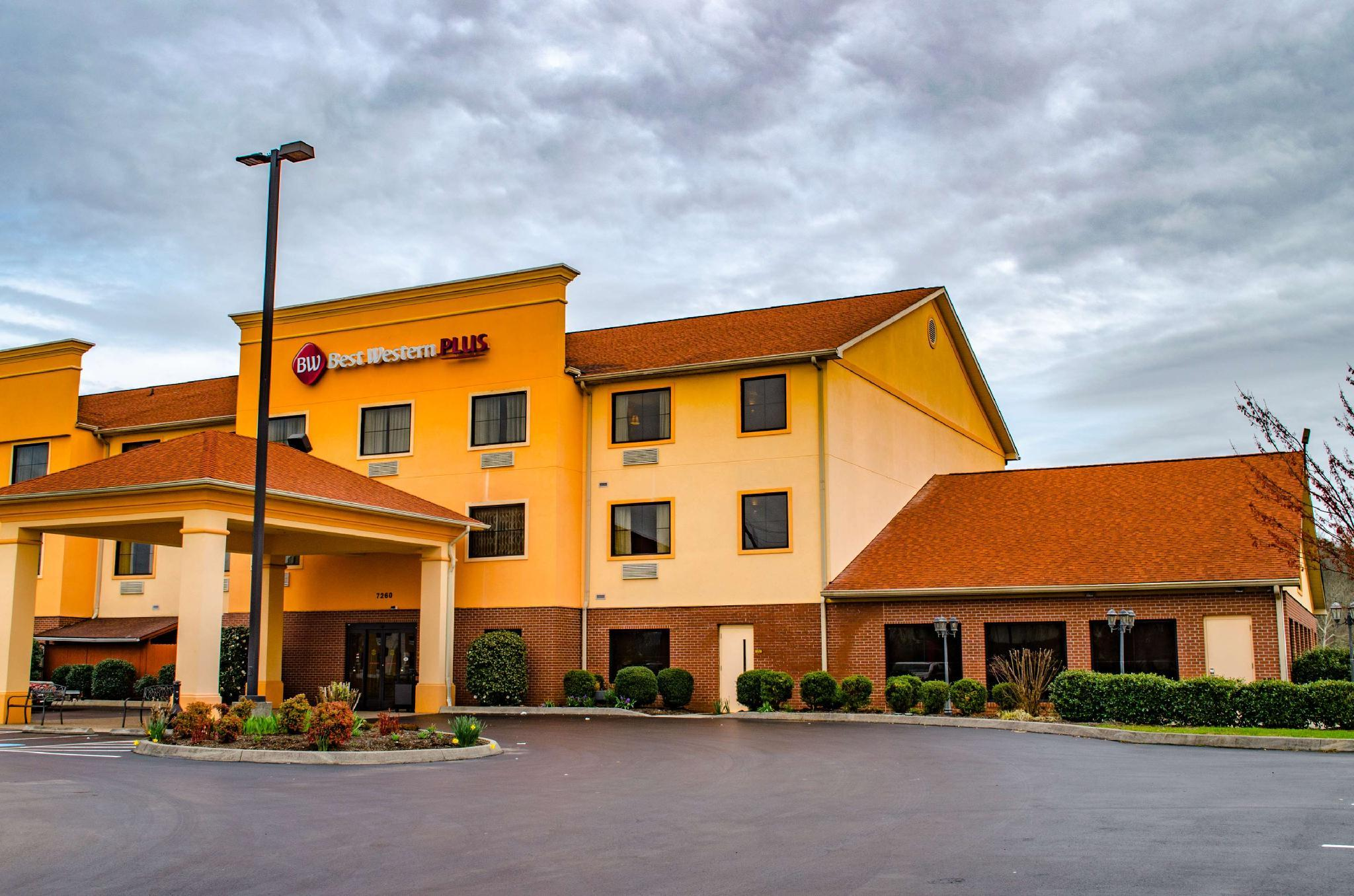 Best Western Plus Strawberry Inn And Suites