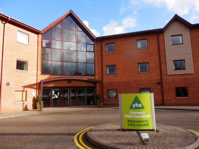 YHA Cardiff Central Hostel