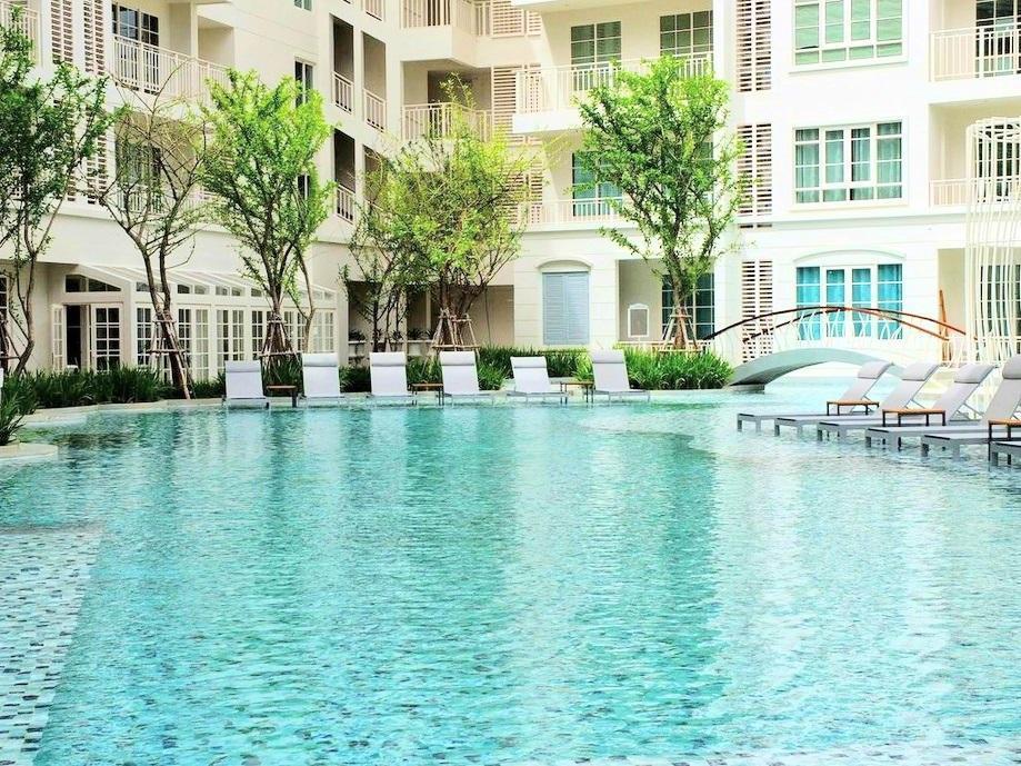 Summer Hua Hin Condo Room 204