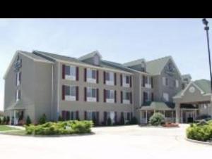 帕迪尤卡江山旅馆 (Country Inn & Suites Paducah)