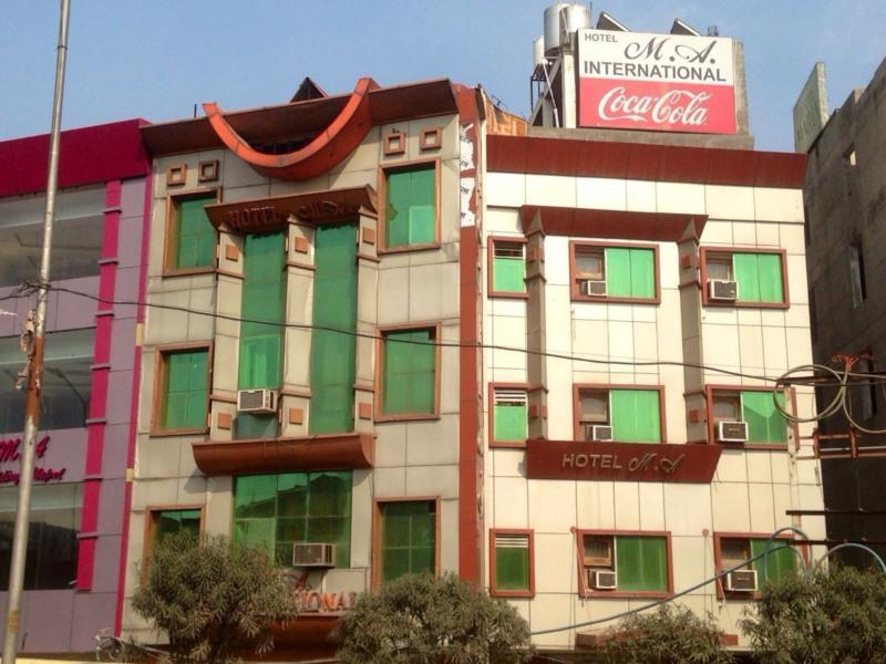 Amritsar Hotel M A International In India Asia
