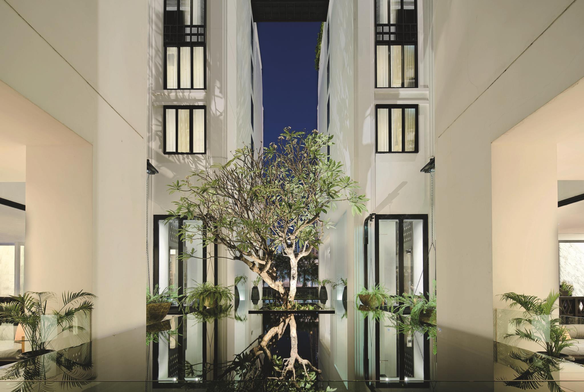 โรงแรมโมเวนพิค สุขุมวิท 15 กรุงเทพฯ