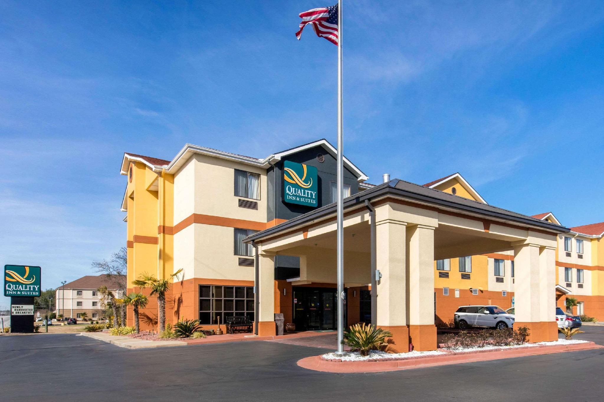 Quality Inn And Suites Montgomery East Carmichael Rd