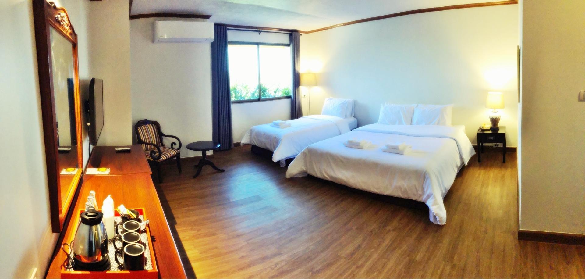 รูปภาพ & รีวิว โรงแรมนครพิงค์ พาเลซ รีวิว Pantip