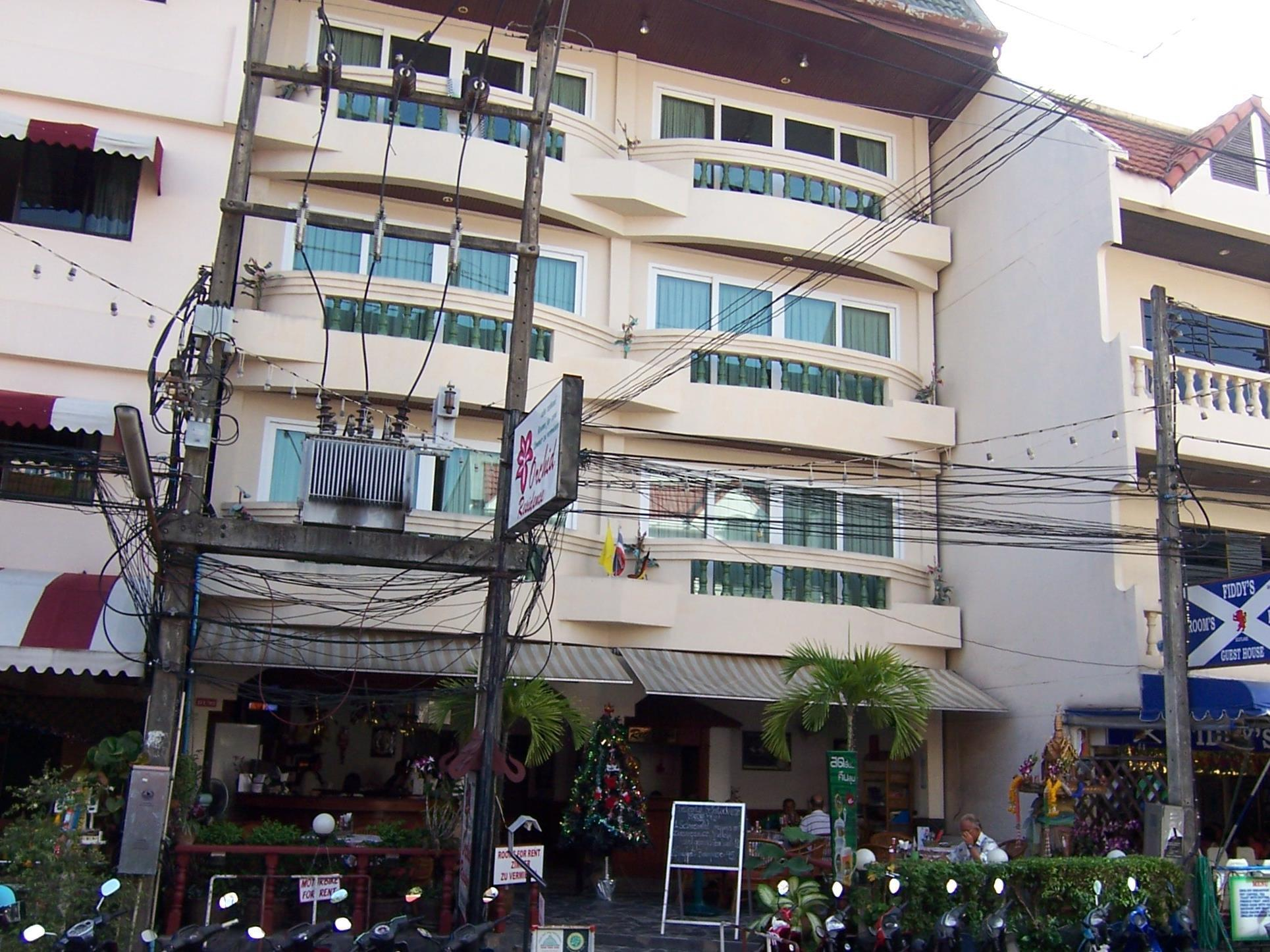 Hotel Orchid Residence