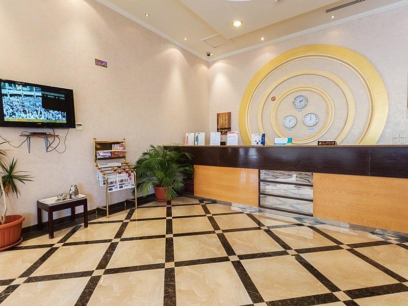 Ashaad Al Yarmouk Hotel Apartments