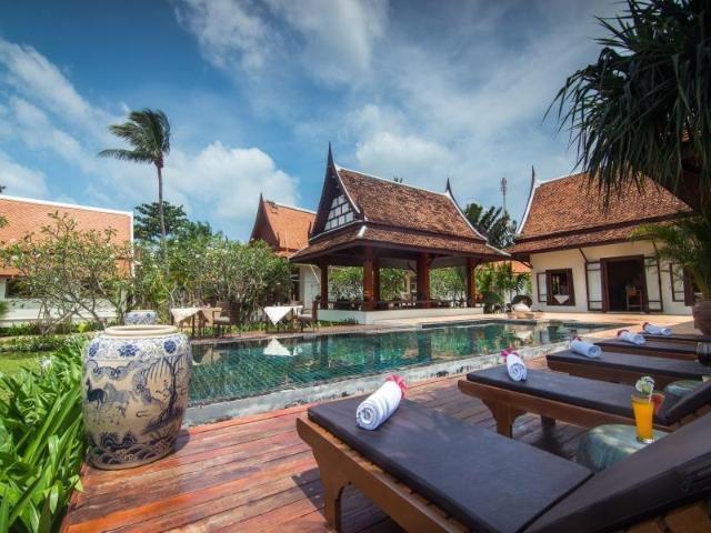 บ้านไทย ลันตา รีสอร์ท – Baan Thai Lanta Resort
