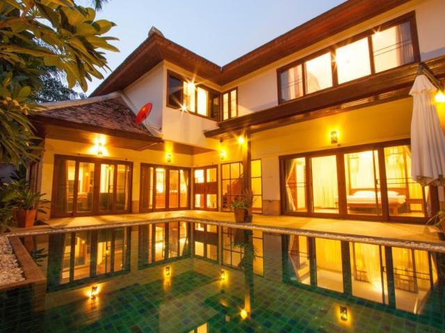 โอเรียนทอล พาราไดซ์ วิลล่า – Oriental Paradise Villa