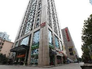 關於南京天天如家酒店公寓 (Nanjing Everyday Home Apartments Zhonghua Road Branch)