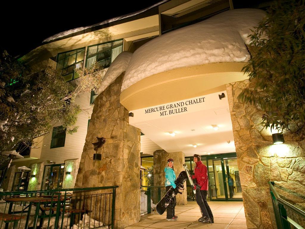 Grand Mercure Chalet Mt Buller Hotel