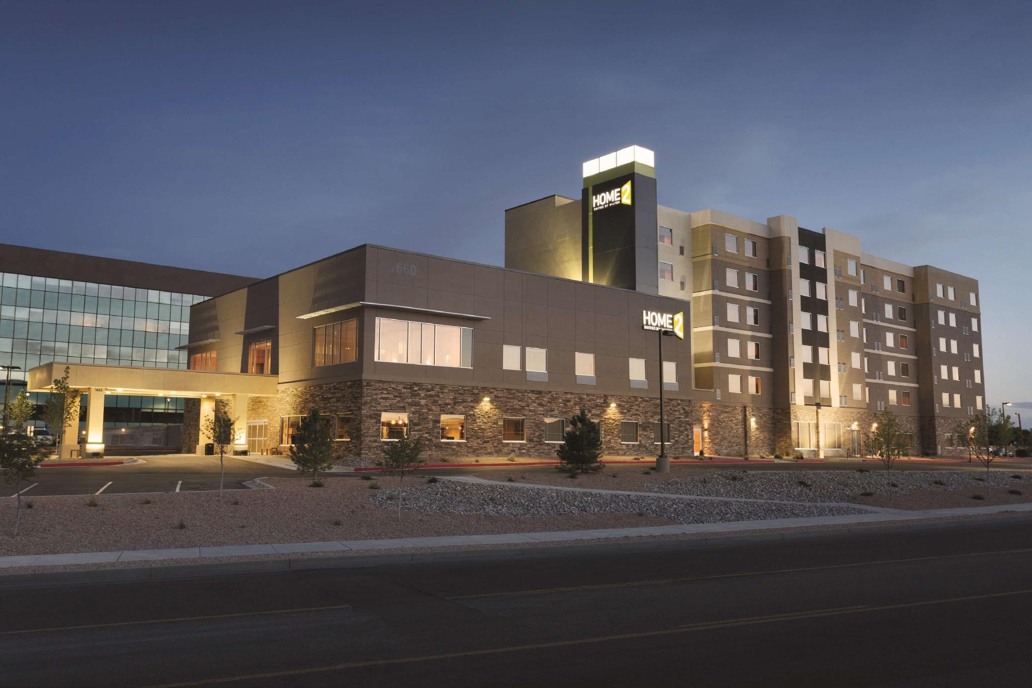 Home2 Suites By Hilton Albuquerque Downtown University