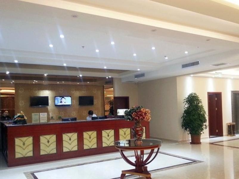 GreenTree Inn Hebei Langfang Bazhou Railway Station West Yingbin Road Express Hotel