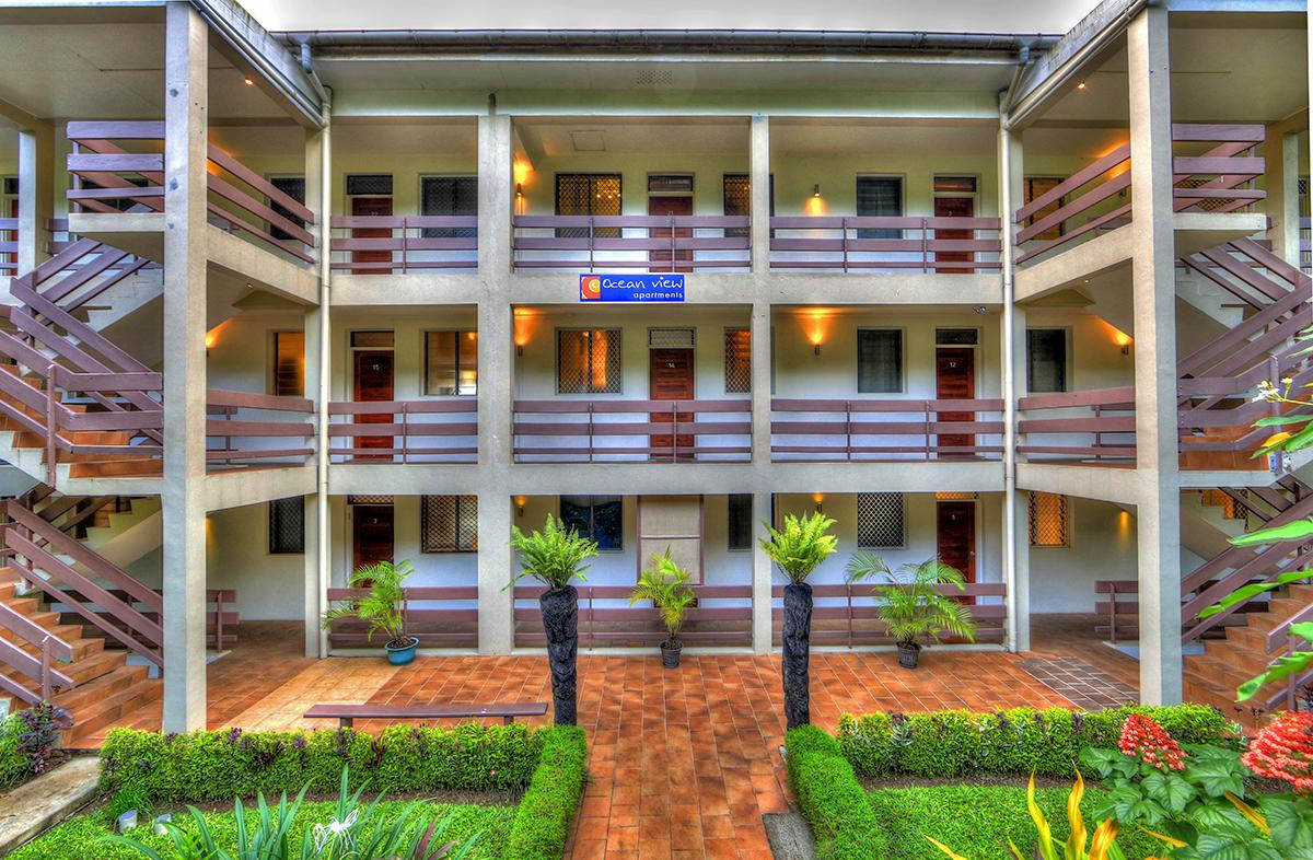 Ocean View Hotel Apartments