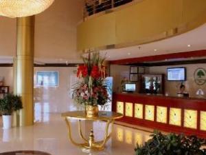 グリーンツリー イン アンフイ プロヴィンス アンキン グアンカイ ビッグ マーケット バス ターミナル ビジネス ホテル (GreenTree Inn Anhui Province Anqing Guangcai Big Market Bus Terminal Business Hotel)