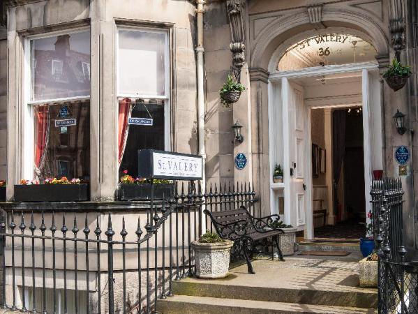 St. Valery Guest House Edinburgh