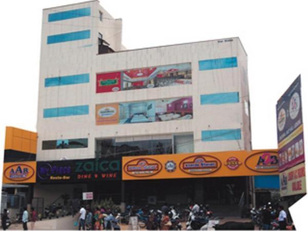 Adyar Ananda Bhavan Residency Bangalore