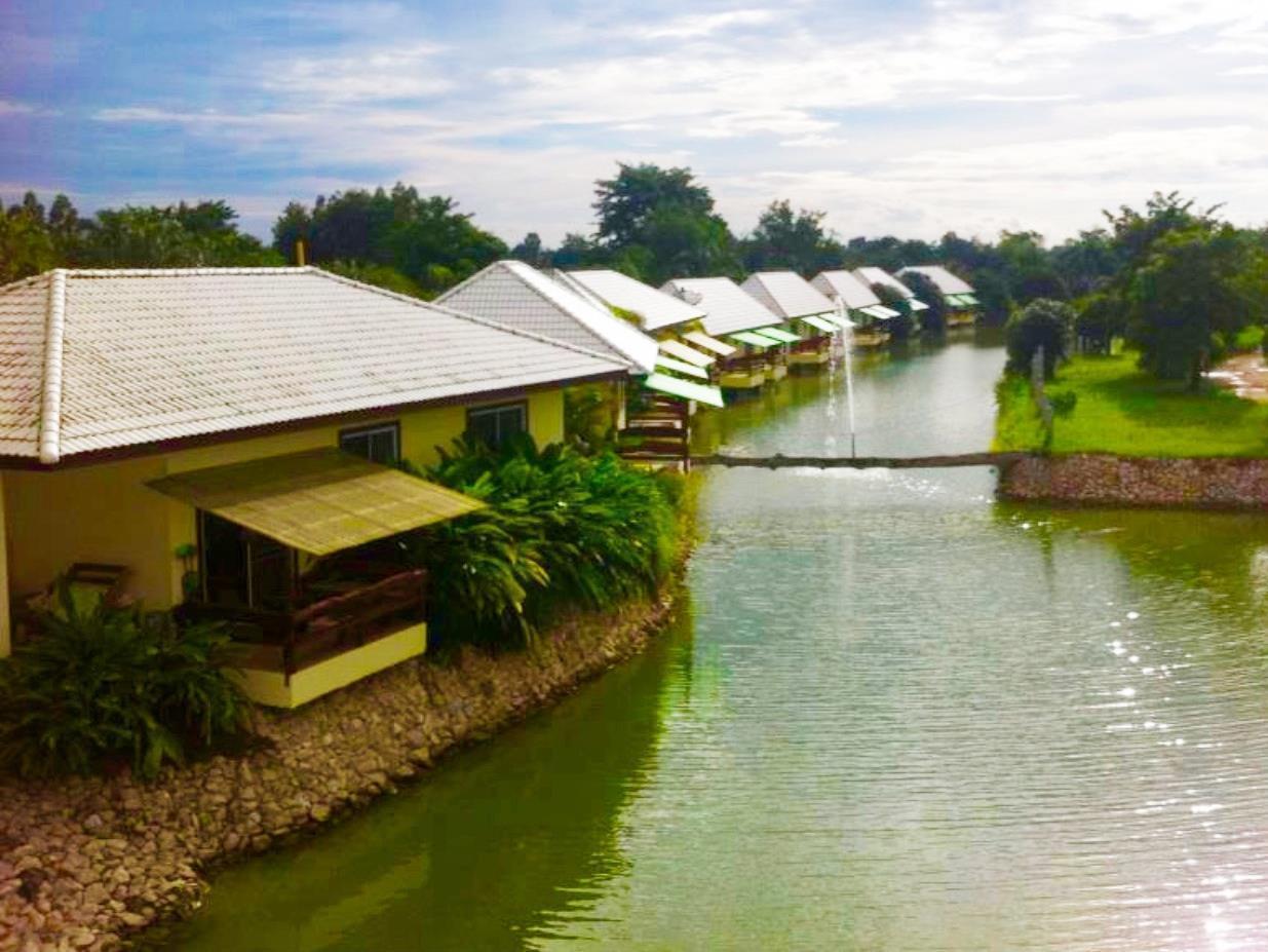 Aranyaprathet Riverside Resort
