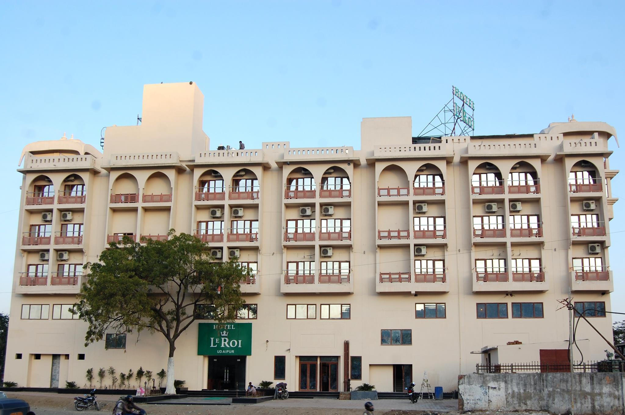 Le Roi Udaipur Hotel