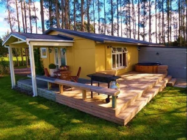 Blossom Cottage Rotorua