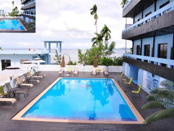 Blue Ocean View Hotel Koror Island