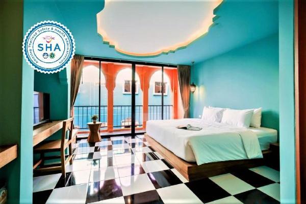 Khaleej Mass Hotel (SHA Certified) Phuket