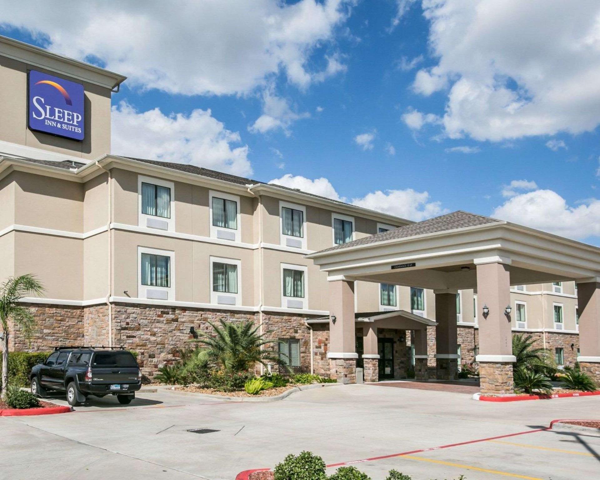 Sleep Inn And Suites Houston I   45 North