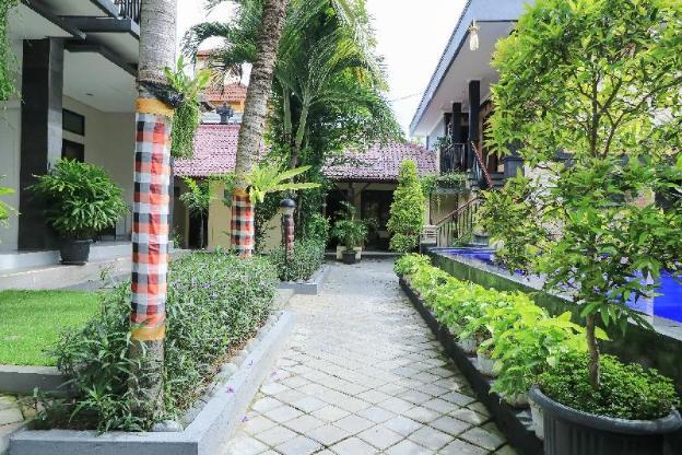 Dkubu Daje Legian Guest House