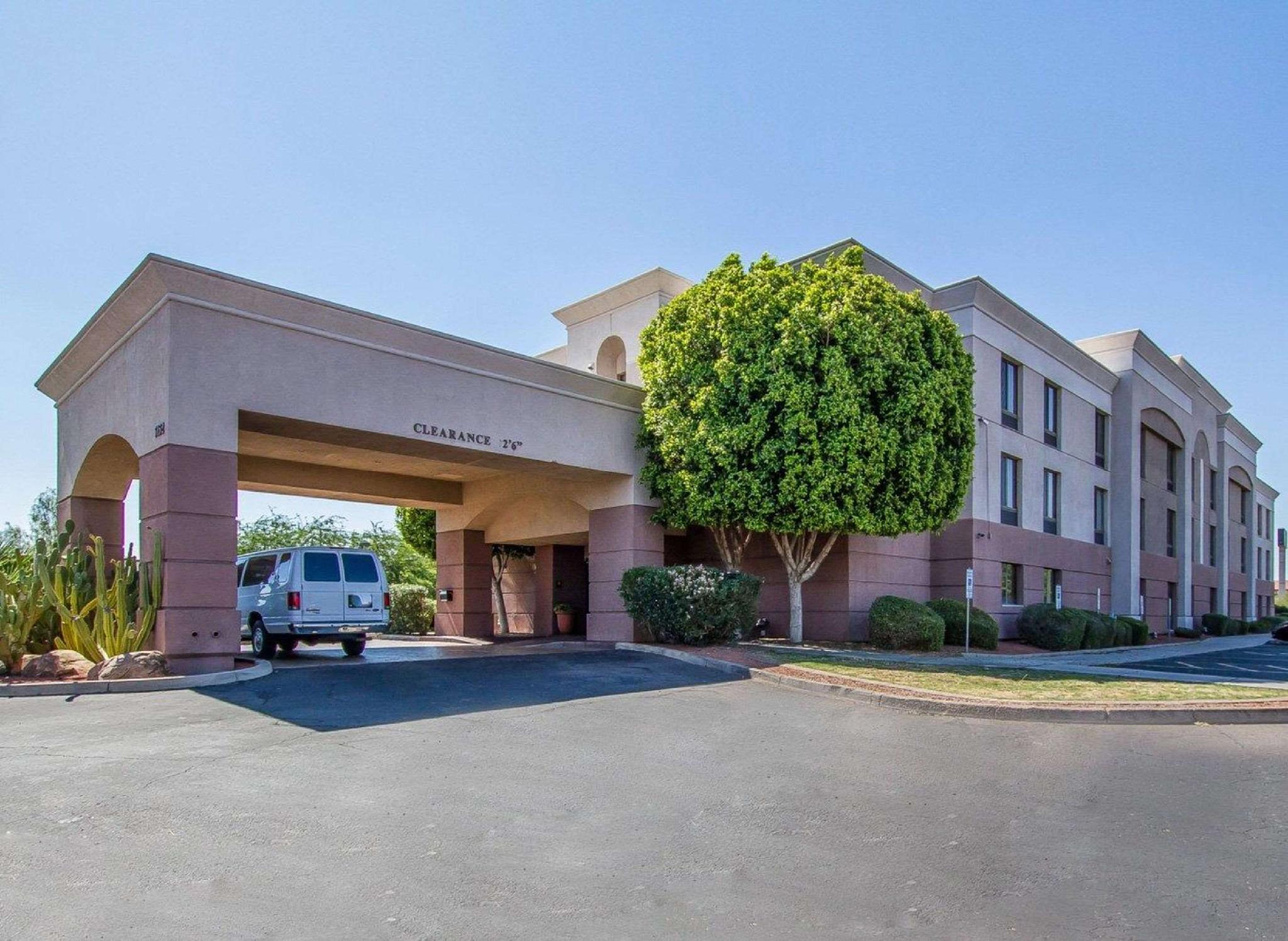 Comfort Inn I 10 West At 51st Ave Phoenix